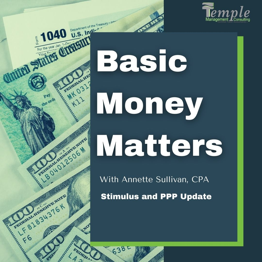 Stimulus and PPP Update