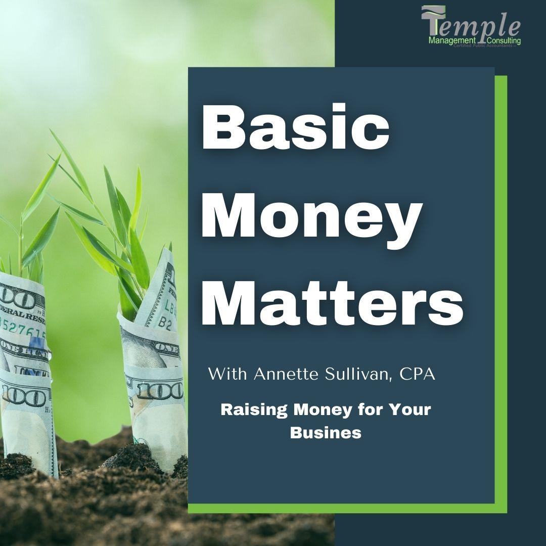 Raising Money for Your Busines